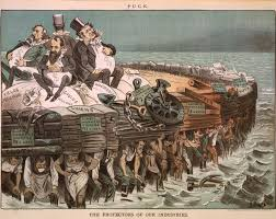 gilded age industry immigrant workers and the robber barons  picture