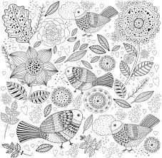 131 Dessins De Coloriage Anti Stress Imprimer