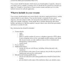 Which Information Should Included In Rac2a9sumac2a9 Resume Cover