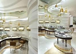 Jewelry Store Interior Design New Design