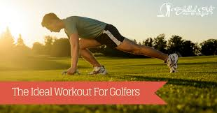 the ultimate golf workout routine exercises with videos ilrations