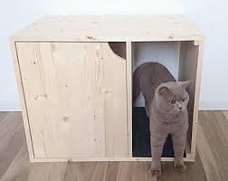 Decorative Cat Litter Box Litter box furniture Etsy 50