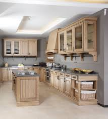 Raw Wood Kitchen Cabinets With Unfinished HBE And Fashionable 16 ...