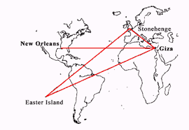 The distance between stonehenge on the salisbury plain and easter island is approximately 13,521.73 kilometers (8,402.1 miles) 4. Stonehenge Easter Island Google Search Easter Island Stonehenge Standing Stone