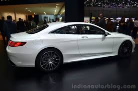 new car launches in july 2014 in indiaMercedes S Class Coupe S63 AMG Coupe India launch on July30