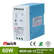 China High Overload/Voltage Protection <b>60W 12V Switch Power</b> ...