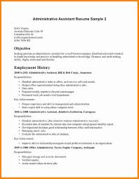 Headline Resume Examples Sample Of Good Resume Good Sample Resume Good Resume Sample Free 45