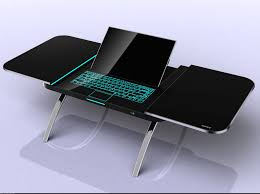 innovative furniture designs.  Innovative Splendiferous Laptop Table With Low Profile Models Added Stainless Steel  Base Legs As Minimalist Multipurpose Furniture Designs In Innovative