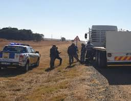 Truck driver arrested 5 months after allegedly being involved in hit ...