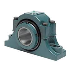 dodge pillow block bearings. dodge p2b-exl-300r; pillow block - 2 bolt 3 inch bore insert type dodge bearings