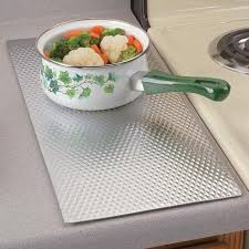 details about 7 sq set of 2 kitchen trivet counter table mat heat protection insulated new