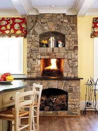 Small Picture 91 best Kitchen Fireplaces images on Pinterest Kitchen