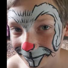 Small Picture Tutorial Simple Cute Easter Bunny Face Facepaintcom