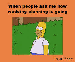 "How Are The Wedding Plans?"" - How To Respond - Popup Weddings 