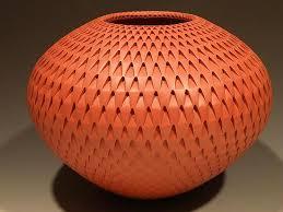 Michael Wisner Red Artichoke By Michael Wisner Ceramic Vase Artful Home