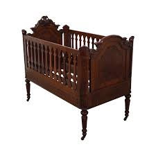 Antique Baby Cribs Casablanca Crib Antique White Rh Baby And Child Nursery