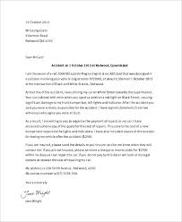 sample demand letter 10 examples in word pdf intended for car accident settlement letter template