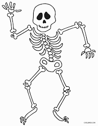 Small Picture Beautiful Skeleton Coloring Book Pictures New Printable Coloring