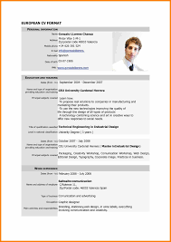 Resume And Cv Samples 24 Sample Of Curriculum Vitae For Job Application Pdf Edu Techation 21