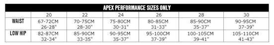 Viper Size Chart Details About Funky Trunks Night Rider Apex Viper Jammer Fina Approved Swimming Race Suit
