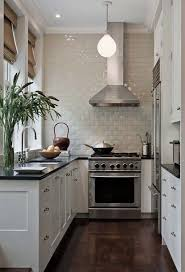 If You Only Have A Narrow Room To Set Up Your Kitchen In The House Fascinating Galley Kitchen Remodel Set