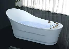 freestanding jetted tub freestanding air jet tub freestanding whirlpool tub kohler