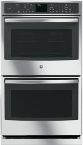 ge profile pt7550sfss ge double electric wall oven