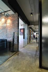 contemporary glass office. Studio Park Has The Same Glass Transparent Walls With Open Hallways Go To Find A Great Office Space For You Cool Raw Design U003e And Contemporary