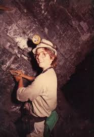 Lucy Wittholz Mining Pioneer Ausimm Bulletin