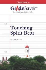 touching spirit bear essay questions gradesaver essay questions touching spirit bear study guide