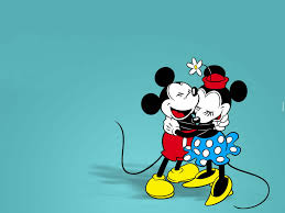 mickey mouse and minnie mouse wallpaper for macbook