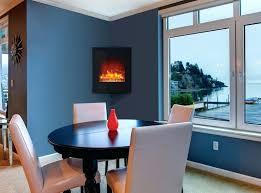 electric wall fireplace electric wall fireplace menards