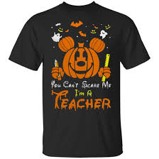 Mickey Mouse Job Chart Mickey Mouse You Cant Scare Me Im A Teacher Halloween
