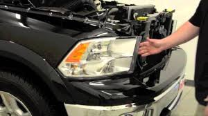 how to install putco g2 dayliners led headlight trim on a dodge 2010 Dodge Ram Headlight Wiring Harness how to install putco g2 dayliners led headlight trim on a dodge ram 2010 dodge ram headlight wiring diagram