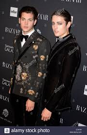 Peter Brant Jr And Harry Brant High ...