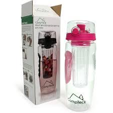 1000ml fruit infusing infuser water bottle bpa free