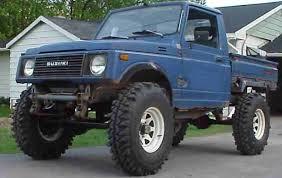 Suzuki Samurai Pickup Truck - Pirate4x4.Com : 4x4 and Off-Road Forum