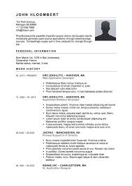 Perbedaan Resume Cover Letter Dan Curriculum Vitae Kampusunj Com