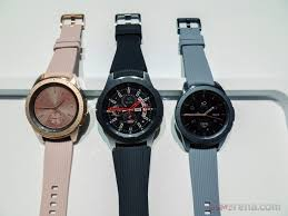 Samsung Watch Comparison Chart Samsung Galaxy Watch Review Hardware And Battery Life