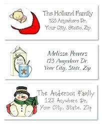 Holiday Address Label Templates Holiday Labels Template Free Disc Tdgermes Pro
