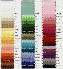 Color Chart For Clothes Choosing The Right Colors Beautiful Me