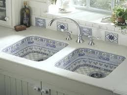 cool kitchen sinks kitchen sink ideas with double space and cool pattern colors kitchen sinks and
