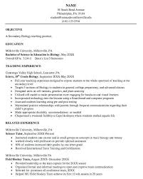 What Are Resume Objectives Marine Biologists Resume Biologist Resume Sample Marine Biology 76