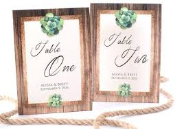 Image 0 Table Number Tents How To Make Tent Cards Rustic