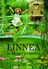 book linnea in monet s garden by christina bjork