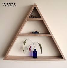 Image Hooks Pine Wood Shelf For Home Decor Wall Decor With Wooden Triangle Shelves w6325 Alibaba Pine Wood Shelf For Home Decorwall Decor With Wooden Triangle