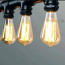 steampunk light bulbs industrial pipe lighting bulb terrarium old home depot canada picture of led steampu
