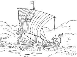 Small Picture Free Viking Coloring Pages Printer Ready