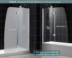 bathtub glass doors frameless folding kids bath bifold tub doors
