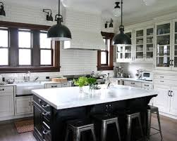 over the sink kitchen lighting. Kitchen - Traditional Idea In Chicago With Glass-front Cabinets, Stainless Steel Appliances Over The Sink Lighting D